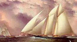 Schooners Race in New York